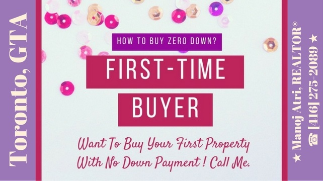 First-Time Buyer No Money Down Payment