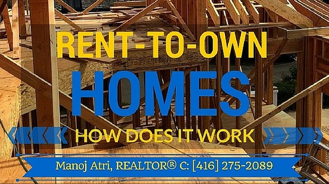 Best Rent-To-Own Homes Toronto ON - Buy GTA Real Estate
