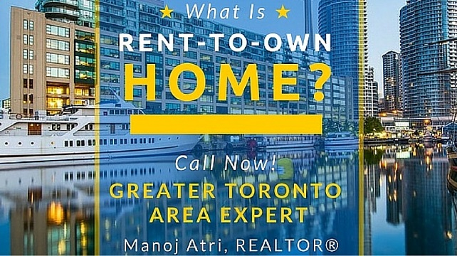 Best Rent To Own Homes Toronto On Buy Gta Real Estate