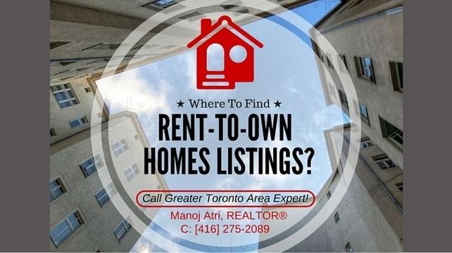 Best RentToOwn Homes Toronto On Buy Gta Real Estate